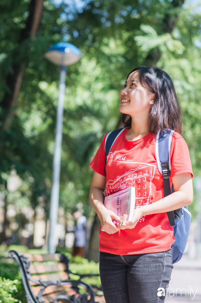 Định nghĩa hạnh phúc của nữ sinh viên giỏi trường ĐH Y: Dù đánh đổi cả thanh xuân để học nghề y, cũng không bao giờ thấy lãng phí - Ảnh 7.