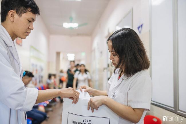 Định nghĩa hạnh phúc của nữ sinh viên giỏi trường ĐH Y: Dù đánh đổi cả thanh xuân để học nghề y, cũng không bao giờ thấy lãng phí - Ảnh 10.
